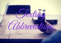 100+ Text Abbreviations You Should Know In 2016
