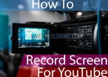 Record Screen For YouTube Like A PRO