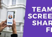 Microsoft Teams Screen Share Not Working