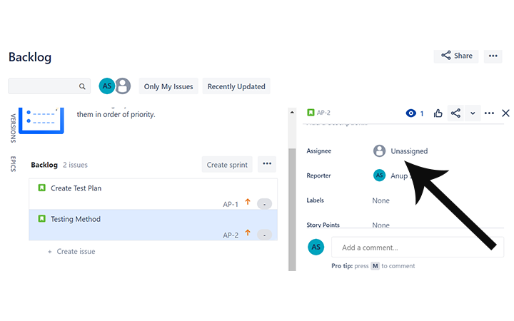 jira for project management