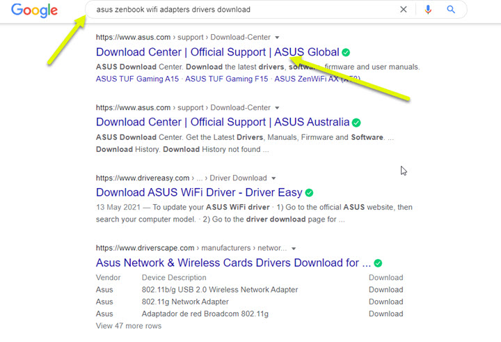 downloading-drivers-from-official-supplier-website