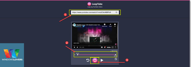 looping-a-section-of-youtube-video